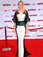 Gwyneth Paltrow's Iron Man 3 Style Parade