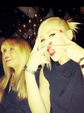 Gwen Stefani and Rachel Zoe