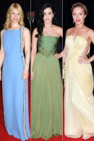 The stars turn out for the White House Correspondents' Association Dinner 2013