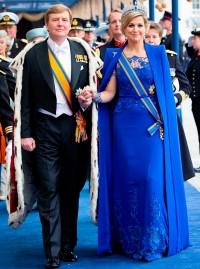 King Willem-Alexander's Investiture Ceremony