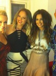 Cheryl Cole and Kimberley Walsh