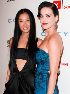 Katy Perry and Vera Wang - Delete Blood Cancer Gala