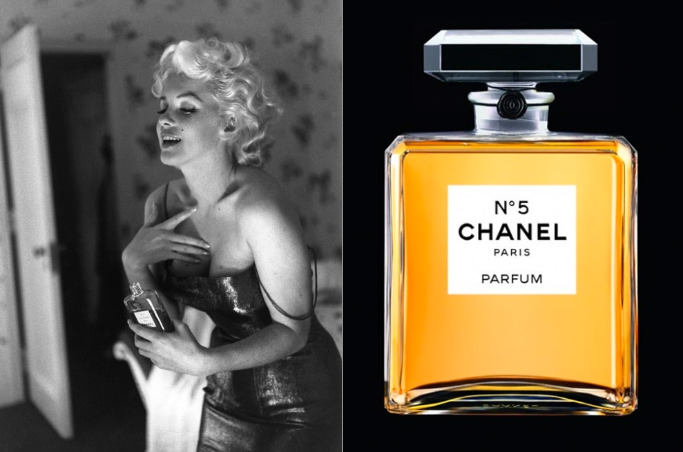 chanel no 5 the truth behind the iconic fragrance marie claire. Black Bedroom Furniture Sets. Home Design Ideas