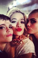Met Ball 2013 behind the scenes twitter pictures