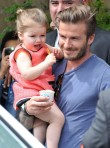 David Beckham Harper Beckham