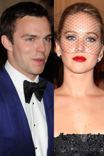 Nicholas Hoult And Jennifer Lawrence Engaged