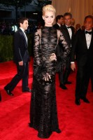 Anne Hathaway at the Met Ball 2013