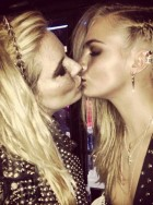 Cara Delevingne and Sienna Miller Met Ball