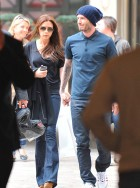 David And Victoria Beckham Go On A Shopping Spree In Paris