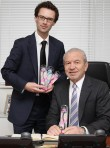 Lord Alan Sugar Tom Pellereau