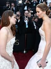 Jennifer Lawrence Kristen Stewart