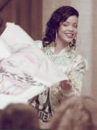Rihanna talks us through her second River Island collection