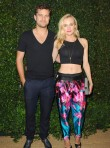 Diane Kruger and Joshua Jackson wow at MAC's Prabal Gurung event in Los Angeles