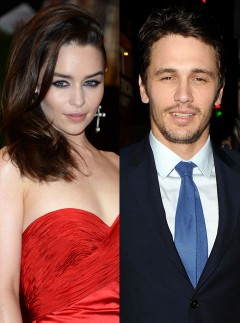 fifty shades of grey movie james franco emilia clarke