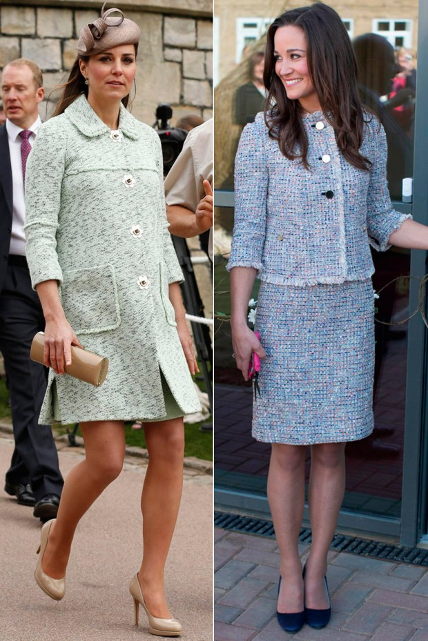 Kate Middleton Vs. Pippa Middleton: Who Wore It Best?