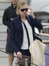 Cara Delevinge in Cannes