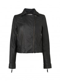 Jaeger leather jacket