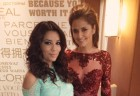 Eva Longoria tweets picture with Cheryl Cole at Cannes