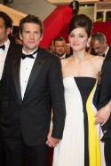 Guillaume Canet and Marion Cotillard at the Cannes Film Festival 2013