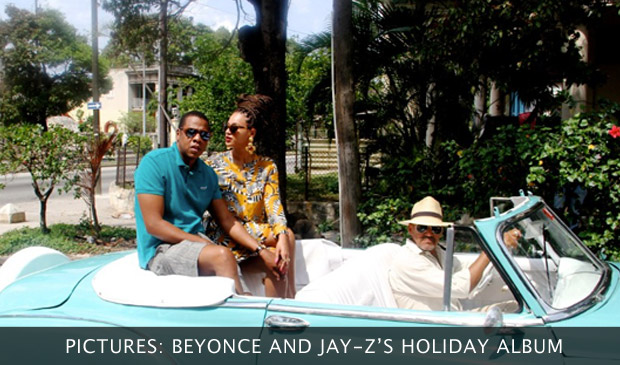 Beyoncé And Jay-Z's Holiday Album