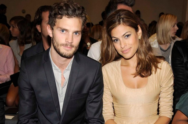 Jamie Dornan and Wife