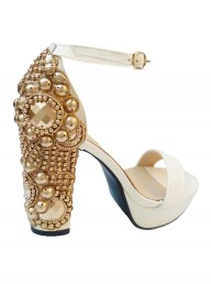 Mifani Embellished Shoes