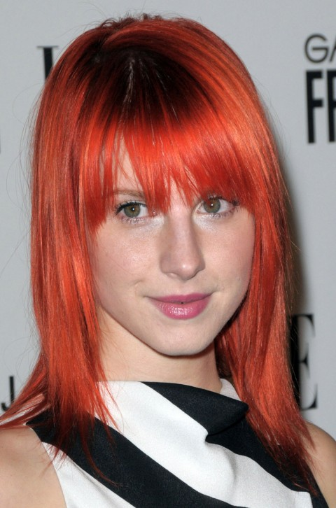 red hair hayley williams page 7 hair amp beauty
