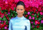 Thandie Newton at the Jimmy Choo pre-fall collection dinner in London
