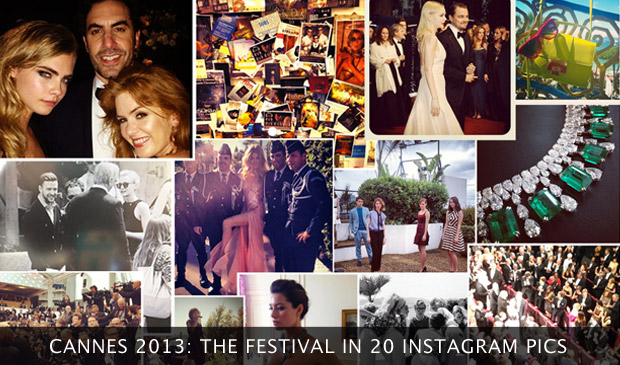 Cannes 2013: The Film Festival in 20 Instagram Pics