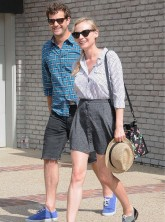 Diane Kruger at Joel Silver's Malibu Memorial Day Party