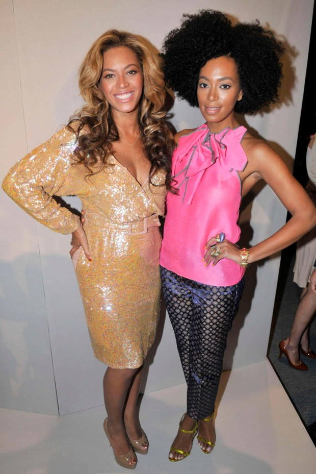 Beyonce Vs. Solange: A Clash of The Fashion Titans