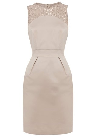 Warehouse shift dress, £60