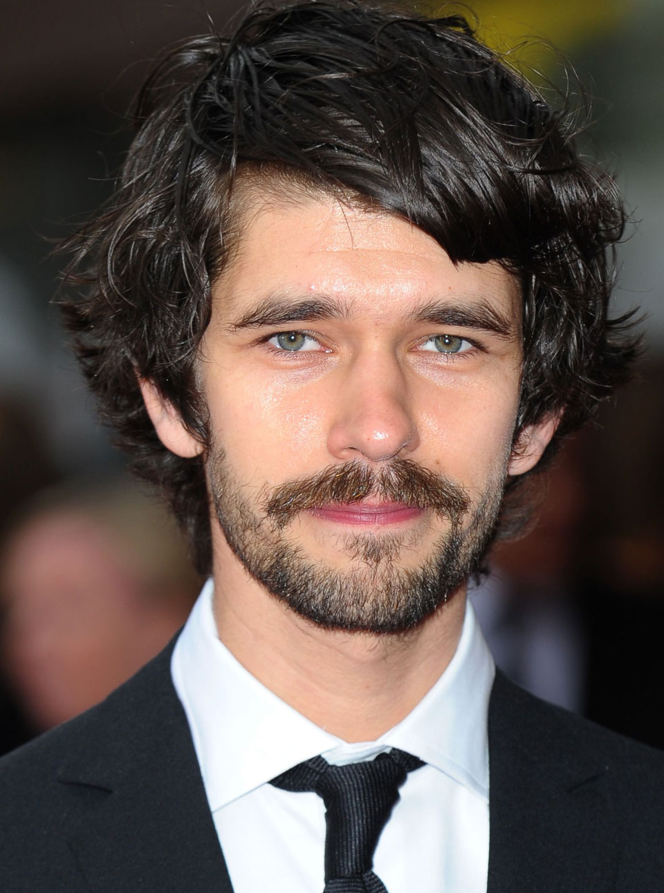 Ben Whishaw Doctor Who...