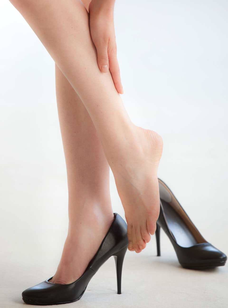 are high heels causing you foot problems marie claire. Black Bedroom Furniture Sets. Home Design Ideas