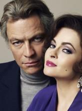 Dominic West and Helena Bonham Carter