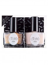 Ciaté Cookies & Cream nail polish free with Marie Claire