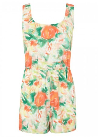 Alice and Olivia printed playsuit, £245