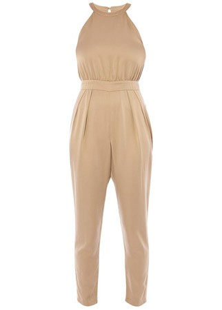 French Connection halter neck jumpsuit, £150