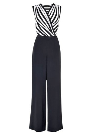 Jaeger striped jumpsuit, £225