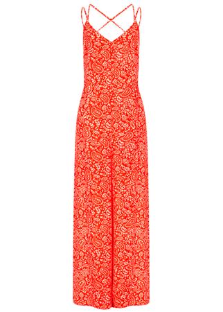 Topshop paisley jumpsuit, £60