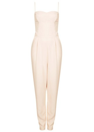 Topshop strappy jumpsuit, £65
