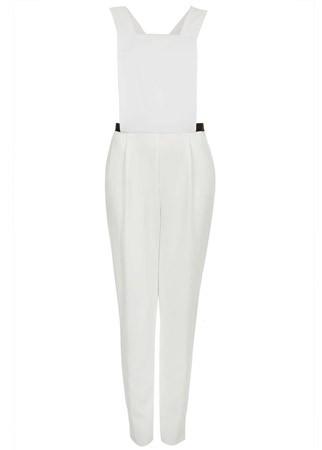 Topshop tapered jumpsuit, £55