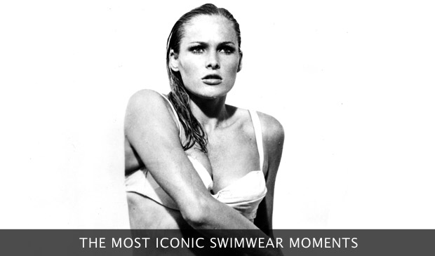 The Most Iconic Swimwear Moments