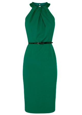 Coast belted dress, £115