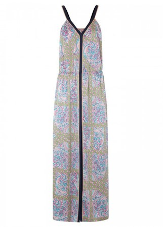 Juicy Couture printed maxi dress, £205