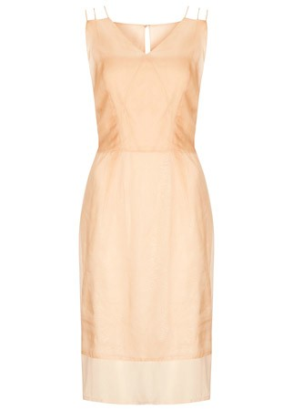 Topshop Unique organza dress, £200