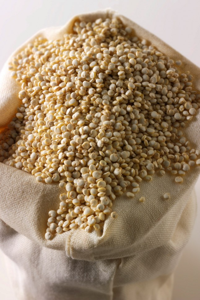 Quinoa: The Essential Weight Loss Ingredient Marie Claire