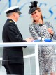 Kate Middleton launches the Royal Princess in Southampton