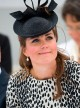 Kate Middleton at the naming ceremony of Royal Princess in Southampton