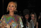 Rihanna and Cara Delevingne party together at Boujis